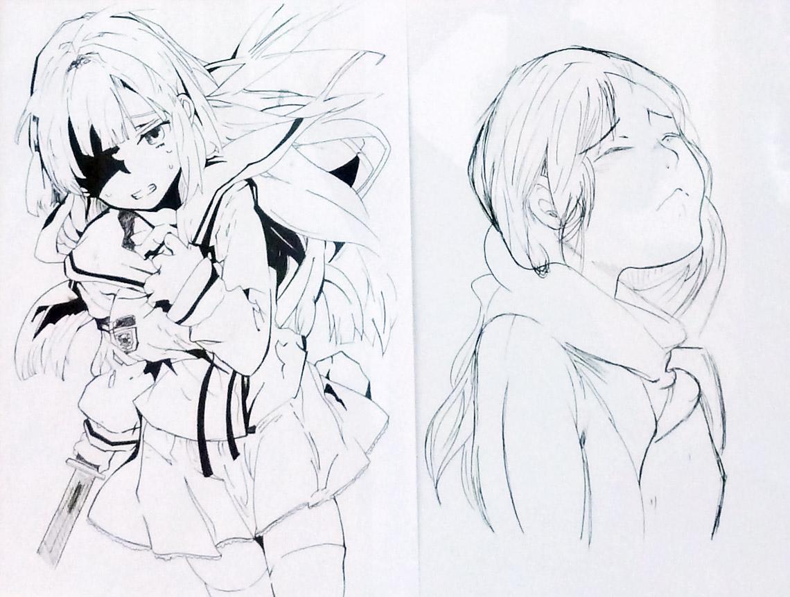 dessin manga 2015